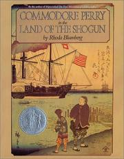 Cover of: Commodore Perry in the land of the Shogun