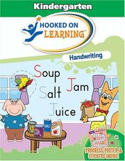Hooked on Learning Handwriting