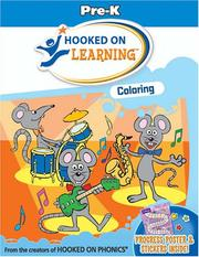 Cover of: Hooked on Learning: Pre-k | Hooked on Phonics