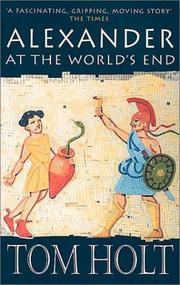 Cover of: Alexander at the World's End