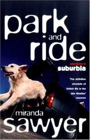 Cover of: Park and Ride Adventures in Suburbia