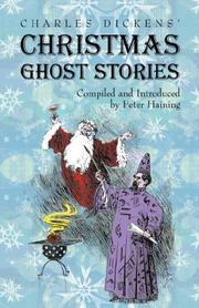Cover of: Charles Dickens' Christmas Ghost Stories