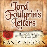 Cover of: Lord Foulgrins Letters