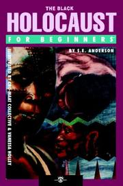 Cover of: Black Holocaust For Beginners | S.E. Anderson