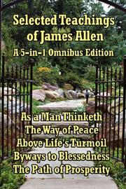 Cover of: Selected Teachings of James Allen