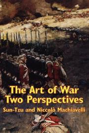 Cover of: The Art of War Two Perspectives