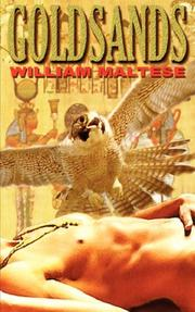 Cover of: GOLDSANDS | William Maltese