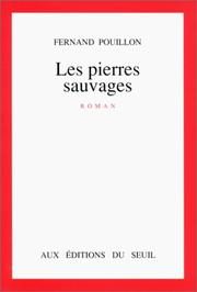 Cover of: Les Pierres sauvages