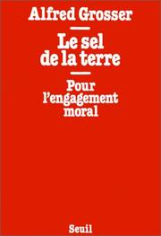 Cover of: Le sel de la terre