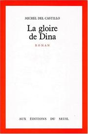 Cover of: La gloire de Dina