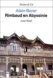 Cover of: Rimbaud en Abyssinie