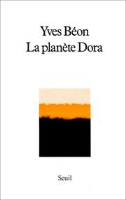 Cover of: La planète Dora
