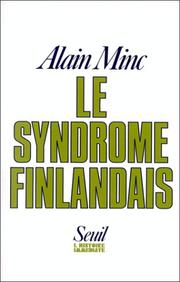 Cover of: Le syndrome finlandais