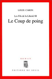 Cover of: Le coup de poing