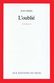 Cover of: L'oublie