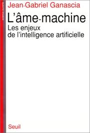Cover of: L' âme-machine