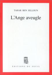 Cover of: L' ange aveugle