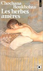 Cover of: Les herbes amères