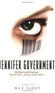Cover of: Jennifer Government