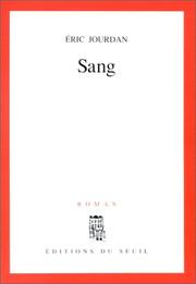 Cover of: Sang