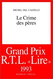Cover of: Le crime des pères