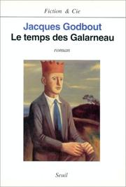 Cover of: Le temps des Galarneau
