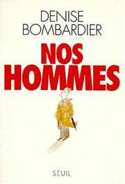 Cover of: Nos hommes