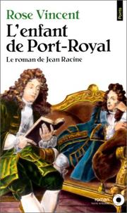 Cover of: L' enfant de Port-Royal