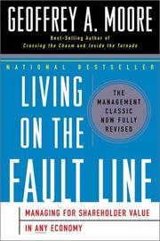 Cover of: Living on the Fault Line