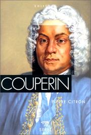Cover of: Couperin