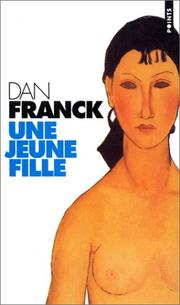 Cover of: Une jeune fille