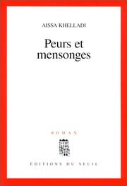 Cover of: Peurs et mensonges