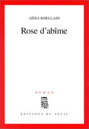 Cover of: Rose d'abîme