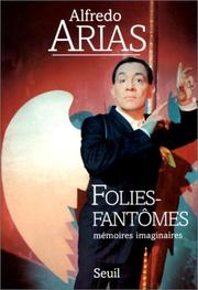 Cover of: Folies-fantômes