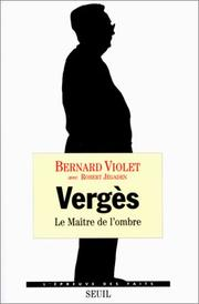 Cover of: Vergès