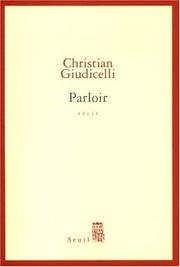 Cover of: Parloir