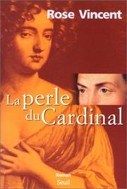 Cover of: La perle du Cardinal