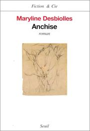 Cover of: Anchise