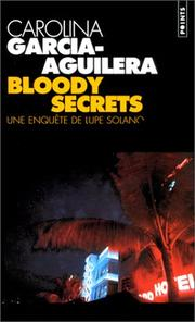 Cover of: Bloody secrets