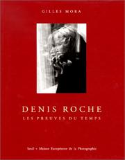 Cover of: Denis Roche
