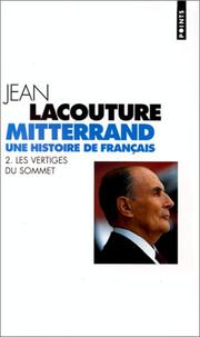 Cover of: Jean Mitterand