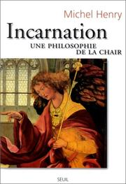 Cover of: Incarnation