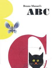 Cover of: Bruno Munari's ABC 03 edition