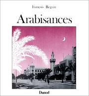 Cover of: Arabisances