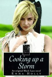 Cover of: Cooking Up a Storm | Emma Holly