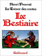 Cover of: Le bestiaire
