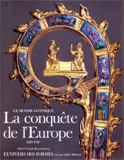 Cover of: La conquête de l'Europe