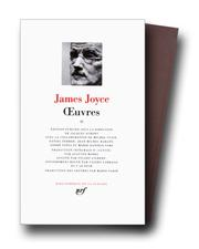 Cover of: Joyce : Oeuvres, tome 2: 1915-1932