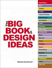 Cover Of: The Big Book Of Design Ideas (Big Book (Collins Design)