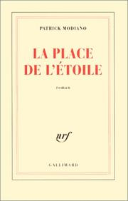 Cover of: La Place de l'Étoile